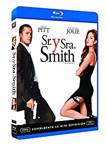 Sr. Y Sra. Smith [Blu-ray] [Import espagnol]