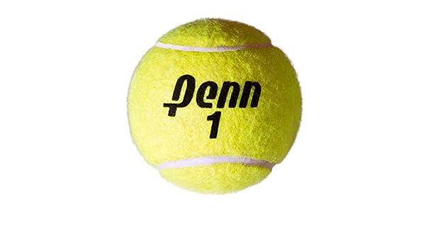 PENN Jumbo 10 Pulgadas Inflable Grande Bola Pelota Tenis: Amazon ...