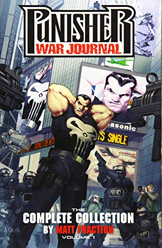 (Punisher War Journal by Matt Fraction: The Complete Collection Vol. 1)