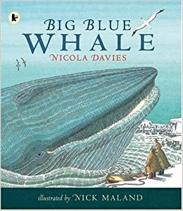 Image result for big blue whale nicola davies