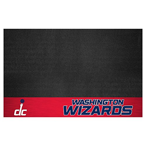 FANMATS 14224 NBA Washington Wizards Grill Mat by Fanmats