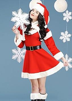 Magic Box La Sra. Adulto Navidad Disfraz Large (UK 14-16)