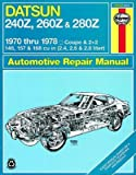 Datsun Z-car Haynes Repair Manual (1970 - 1978)