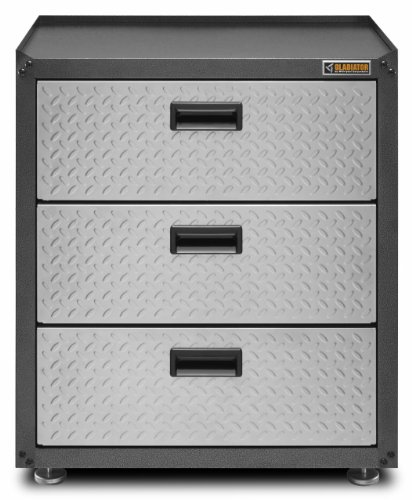 Gladiator GAGD283DYG RTA 3-Drawer Modular Gearbox (Gladiator Tool Chest compare prices)