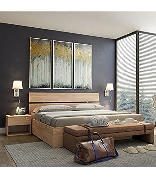 valentini spa enjoy lit 2 places avec rangement fabriqu en italie - Lit 2 Places Avec Rangement