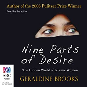 Nine Parts of Desire | Livre audio