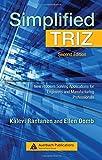 Simplified TRIZ 2nd Edition