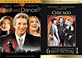 A Double Dose of Richard Gere: Dancer. Lover. 2-Movie Spotlight Collection with Shall We Dance? & Chicago Romantic Bundle