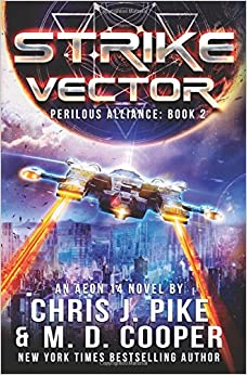 Book Strike Vector: Volume 2 (Perilous Alliance)