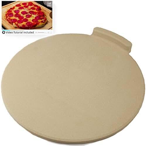 New! Premium Pizza Stone - 16