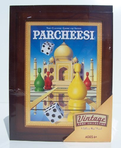 Parcheesi Vintage Game Collection, used for sale  Delivered anywhere in USA