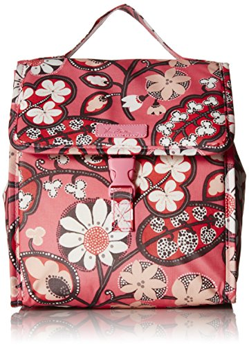 Vera Bradley Lunch Sack, Blush Pink