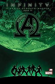New Avengers (2013-2015) #11 (English Edition)