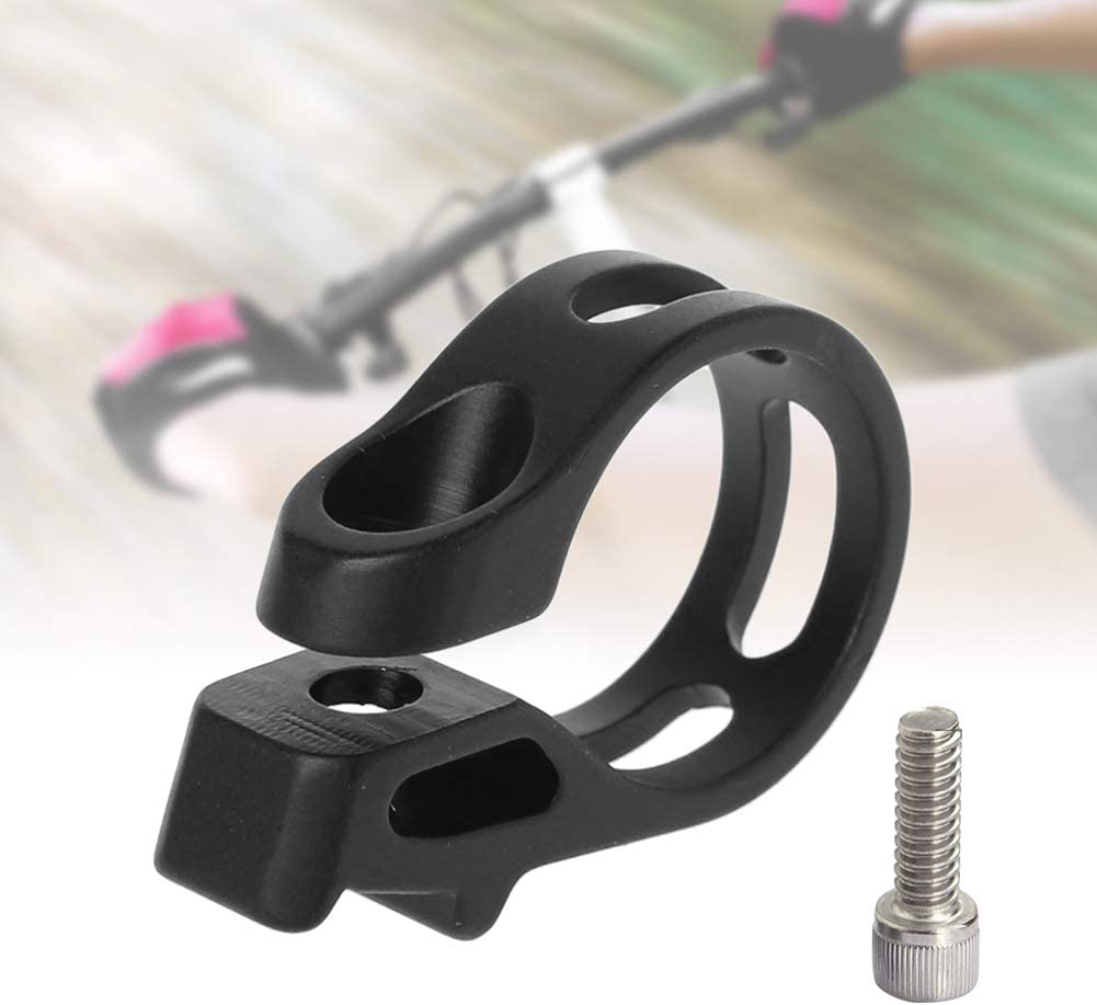 Clip Front Derailleur Adapter Ring Lock Tool Road Bike Clamp Claw Aluminum alloy