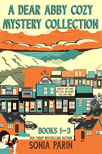 A Dear Abby Cozy Mystery Collection by Sonia Parin ebook deal