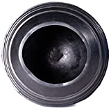 Carlisle 36439100 Rubber Bell Plunger Force Cup