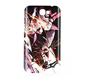 Fate/kaleid liner Prisma Illya Snap on Plastic Case Cover Compatible with Samsung Galaxy Note II 2
