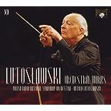 ルトスワフスキ:管弦楽曲集(3枚組)(Lutoslawski:Orchestral Works)