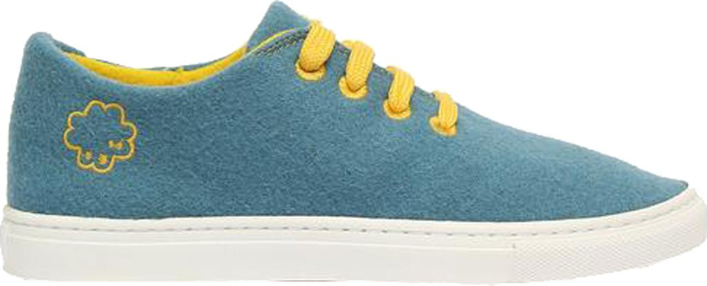Baabuk Wool Sneaker - Women's B01N1YQ14R 47 D EU / 13 D US Men|Light Blue/Yellow