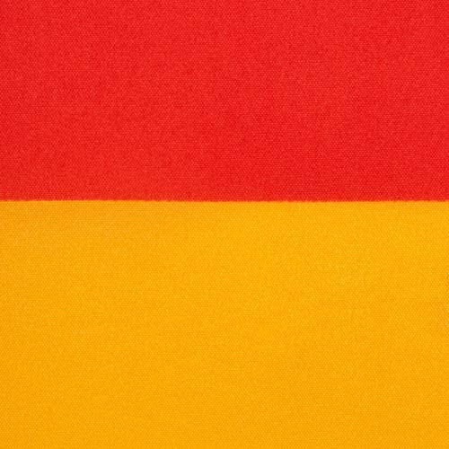 Fahnenwelt 16117 - Bandera de Alemania con 2 Anillos de Metal, 150 ...