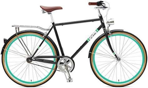 Zycle Fix Civic Men - Black Skies - Men City Series 7-Speed Urban Commuter Bike