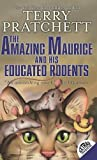 The Amazing Maurice and His Educated Rodents, Terry Pratchett, 0060012358