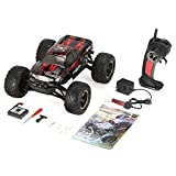 Liobaba For GPTOYS Foxx S911 2.4GHz 1/12 Scale RC Car 2WD 40km/h High Speed Big Wheels Off-Road Truck Super Power Electric Car