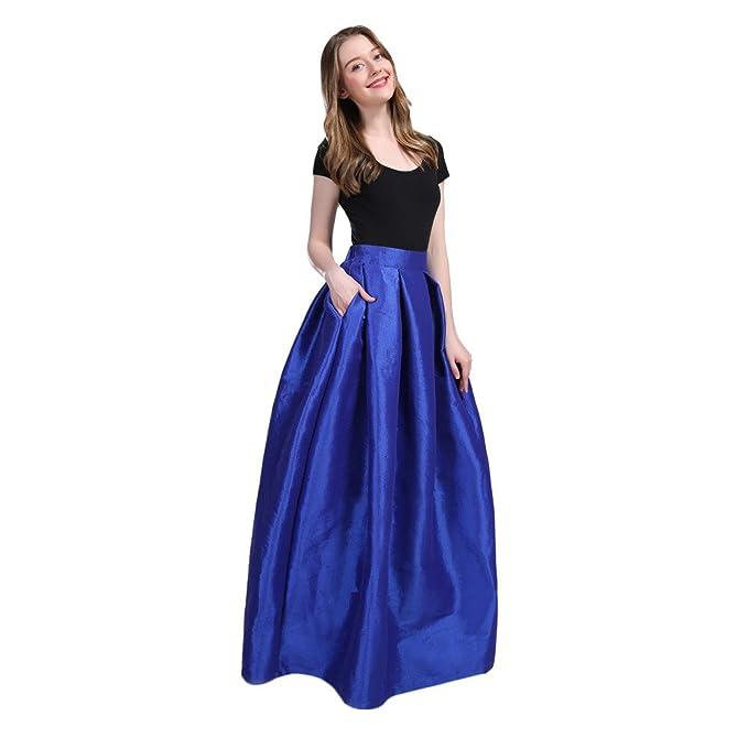003f3bfeb Rcool Falda Corta Faldas Faldas Mujer Invierno Faldas largas Falda Flamenca  Mujer, Big Chunky Chiffon Skirt: Amazon.es: Ropa y accesorios