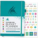 Clever Fox Budget Planner - Expense Tracker Notebook. Monthly...
