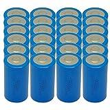 D Cell Battery 3.6V Lithium Battery ER34615 19000mAh Counts (24)