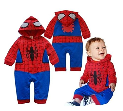 Baby Boy Spider-man