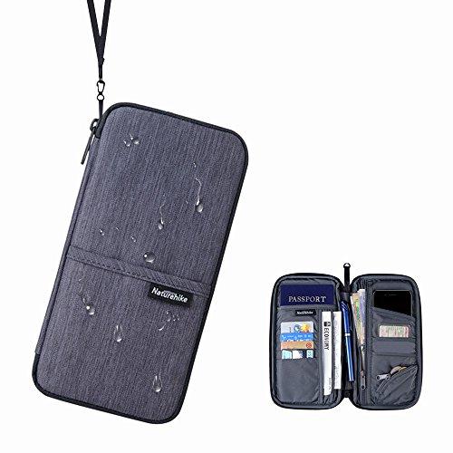 Waterproof Travel Wallet Passport Holder product image