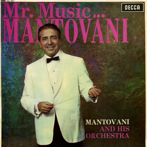 Mantovani - Mr. Music... - Zortam Music