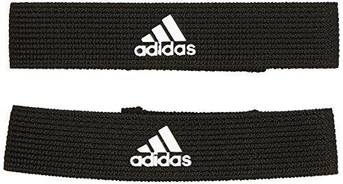 adidas Holder Calcetines, Hombre, Blanco / Negro, NS Negro/Blanco
