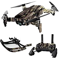 MightySkins Skin for DJI Mavic Air Drone - Tree Camo | Max Combo Protective, Durable, and Unique Vinyl Decal wrap cover | Easy To Apply, Remove, and Change Styles | Made in the USA