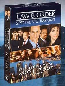 Ley y orden: Unidad de víctimas especiales [DVD]