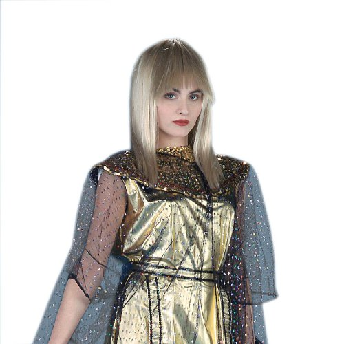 Amazon.com  Deluxe Cleopatra Wig (Blonde) Costume Accessory  Clothing 10ad24c63
