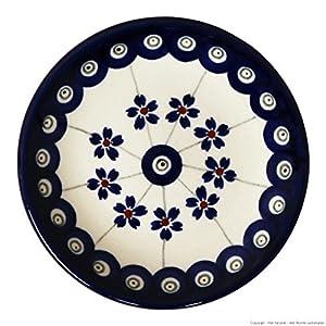 Small Pottery Ceramic plates (Sushiteller) Ø11,6 CM Decorative 166a