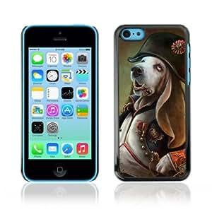 YOYOSHOP [Funny Dog General] Apple iPhone 5C Case by icecream design