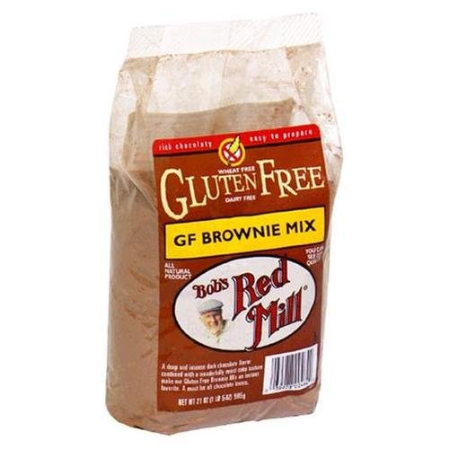 Bob's Red Mill Brownie Mix Gluten Free, Bulk, 21 oz ( Value Bulk Multi-pack) by Bob's Red Mill