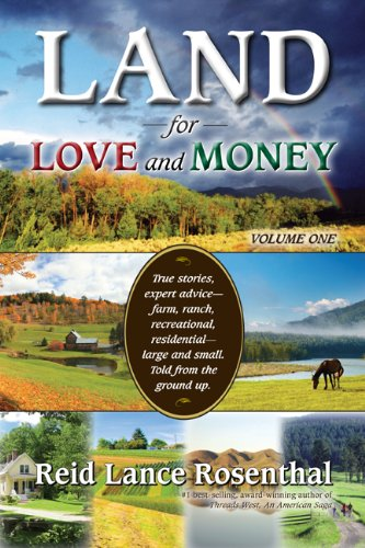 Land For Love And Money for sale  Delivered anywhere in USA