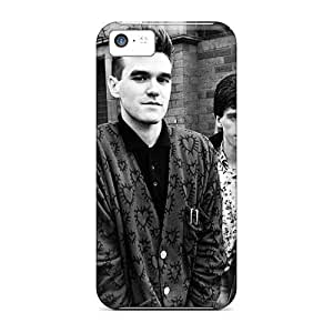 Shock Absorption Hard Phone Cover For Iphone 5c With Allow Personal Design Vivid Michael Stipe Series IanJoeyPatricia
