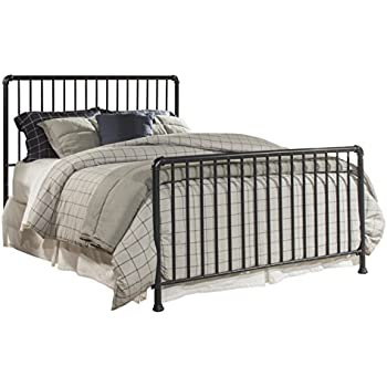 Amazon Com Hillsdale Furniture 2124btwr Brandi Bed Set