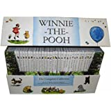 Winnie the Pooh Complete Collection 30 Books Box Set Slipcase A A Milne
