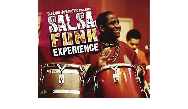 DJ Lubi Presents Salsa Funk Experience - DJ Lubi Presents Salsa Funk Experience - Amazon.com Music