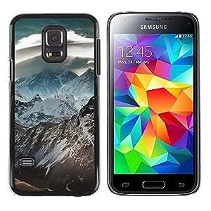 iKiki Tech / Estuche rígido - Nature Beautiful Forrest Green 120 - Samsung Galaxy S5 Mini, SM-G800, NOT S5 REGULAR!