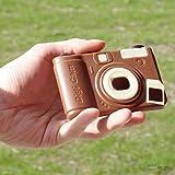 Hussel Kamera aus Schokolade