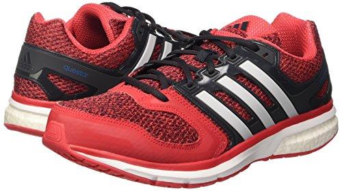 M Running de Ftwbla Questar Adidas Boost Rojray para Zapatillas Negbas Hombre Rojo EaxqFSH