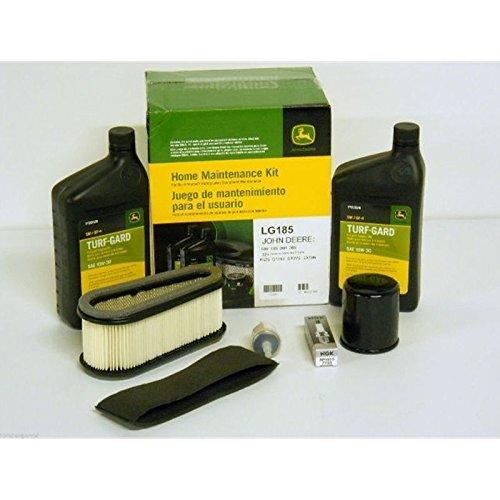 John Deere Home Maintenance Service Kit LG185 GT262 GT275 325 F525 LX186 260 265 /⊃plier-bombergersjd