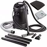 Garden Pond swimming Pool Vacuum Wet Dry Vac tank sludge debris water muck 9 gal